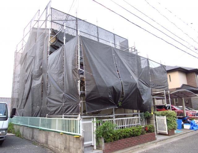 家屋修繕を0円で行う