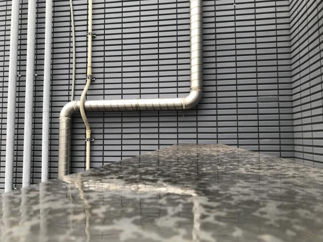 雨どいを0円で修理する方法