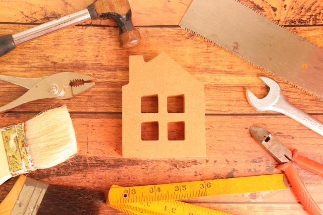 家屋修繕を火災保険で